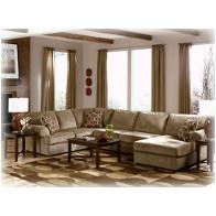 6840566 Ashley Furniture Vista Cappuccino Laf Sofa Sectional