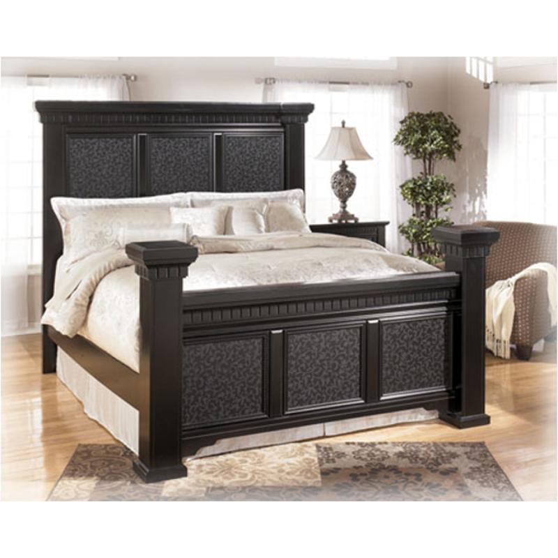 B291-58 Ashley Furniture Cavallino King Mansion Headboard
