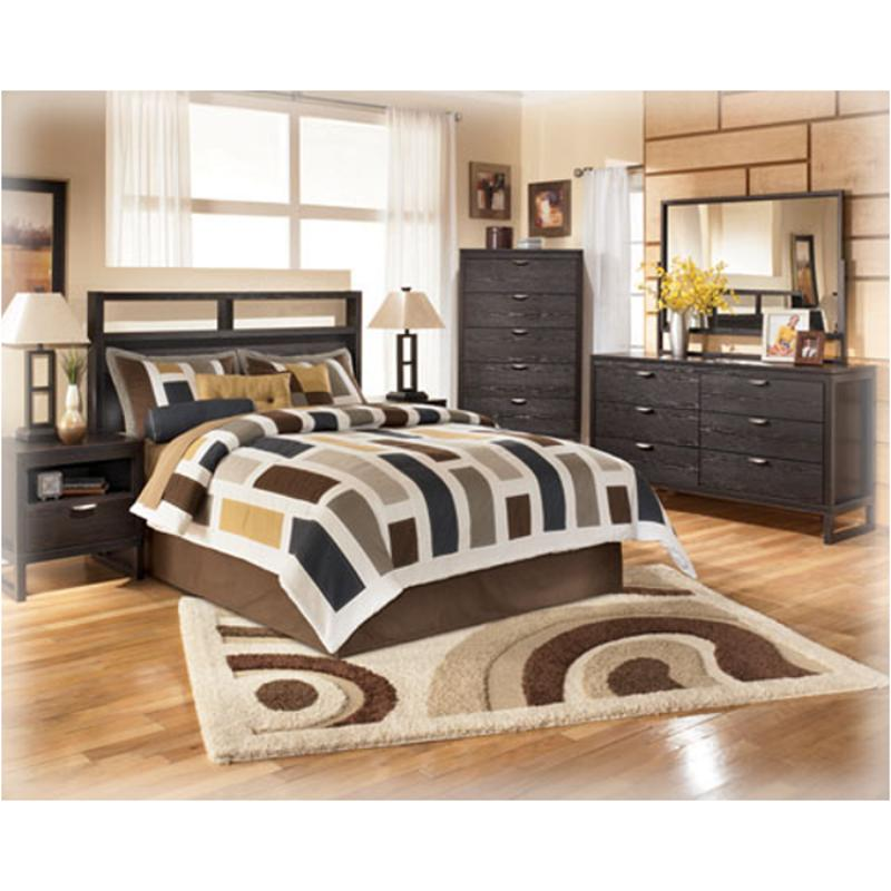 B345 57 Ashley Furniture Sonya Bedroom Queen Platform Bed