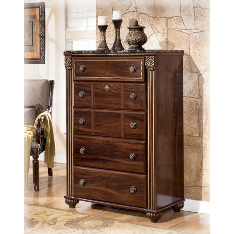 B347-46 Ashley Furniture Five Drawer Chest