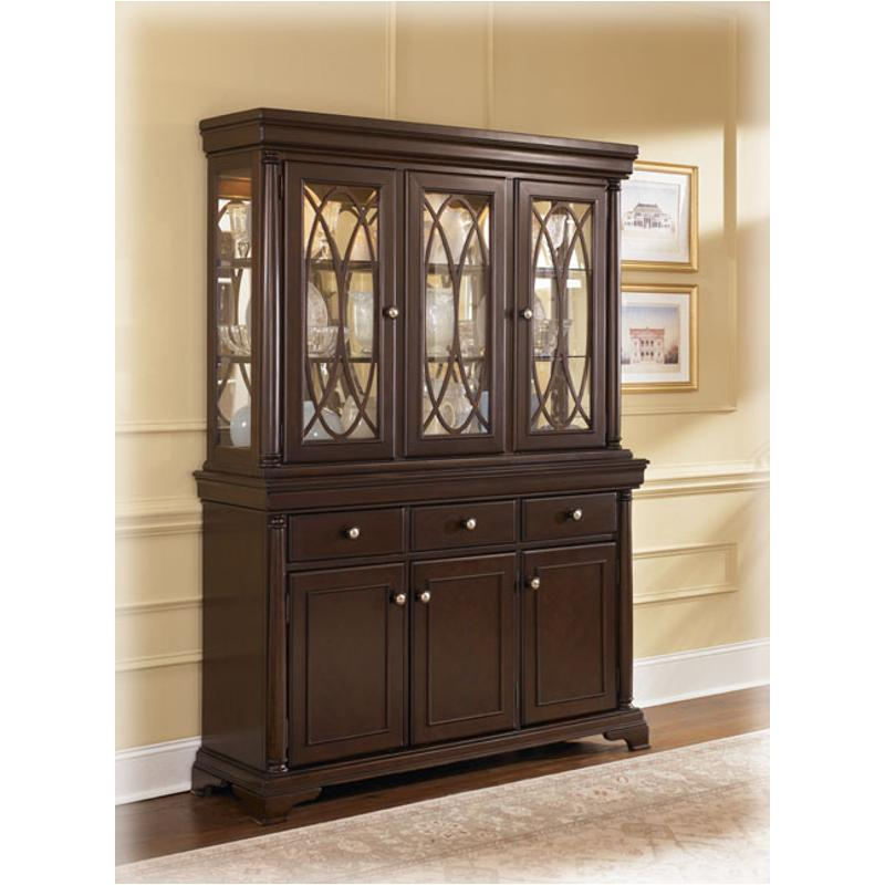 Furniture Com Coupons: D577-80 Ashley Furniture Leighton Dining Room China Buffet