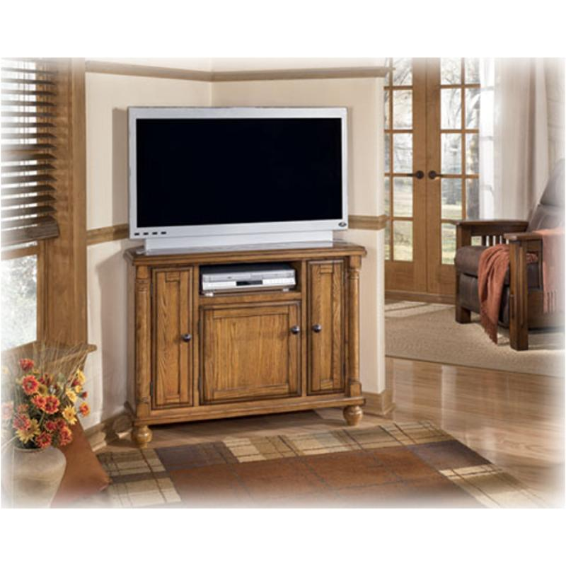 W43017 Ashley Furniture Holfield Corner Tv Console rta