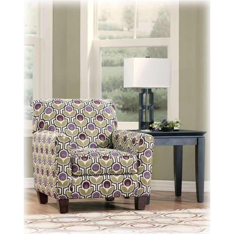 Brilliant 1880021 Ashley Furniture Danielle Eggplant Accent Chair Evergreenethics Interior Chair Design Evergreenethicsorg