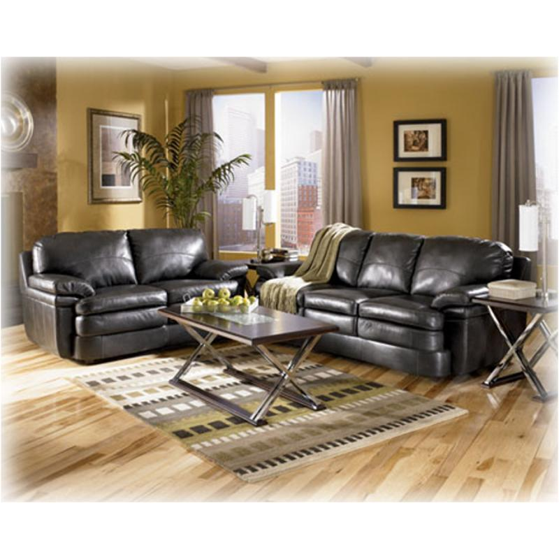 Merveilleux 1980235 Ashley Furniture Harmon Durablend   Charcoal Living Room Loveseat
