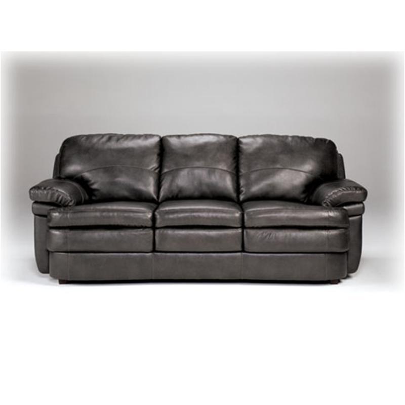 1980238 Ashley Furniture Harmon Durablend   Charcoal Living Room Sofa