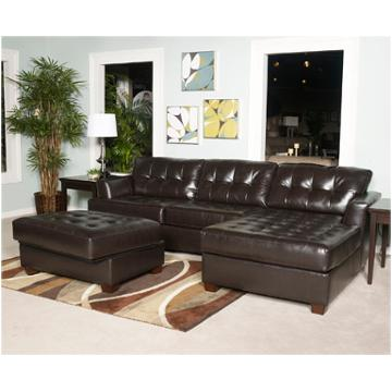 Ashley Furniture Sectional Chocolate 5240066 ashley furniture dixon durablend - chocolate laf sofa