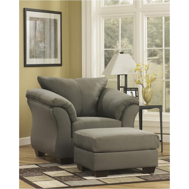 Ashley Furniture Darcy Sage Chair: 7500320 Ashley Furniture Darcy