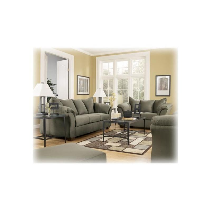 Ashley Furniture Darcy Sage Chair: 7500338 Ashley Furniture Darcy
