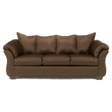 7500436 Ashley Furniture Darcy Cafe Full Sofa Sleeper