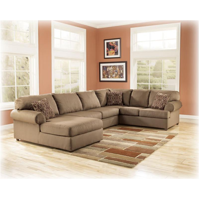 Groovy 7600316 Ashley Furniture Brody Mocha Laf Corner Chaise Dailytribune Chair Design For Home Dailytribuneorg