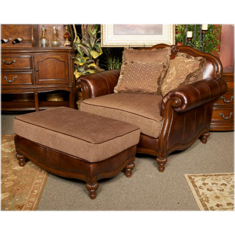 8430323 Ashley Furniture Claremore - Antique Living Room Living Room Chair - 8430323 Ashley Furniture Claremore - Antique Chair And A Half
