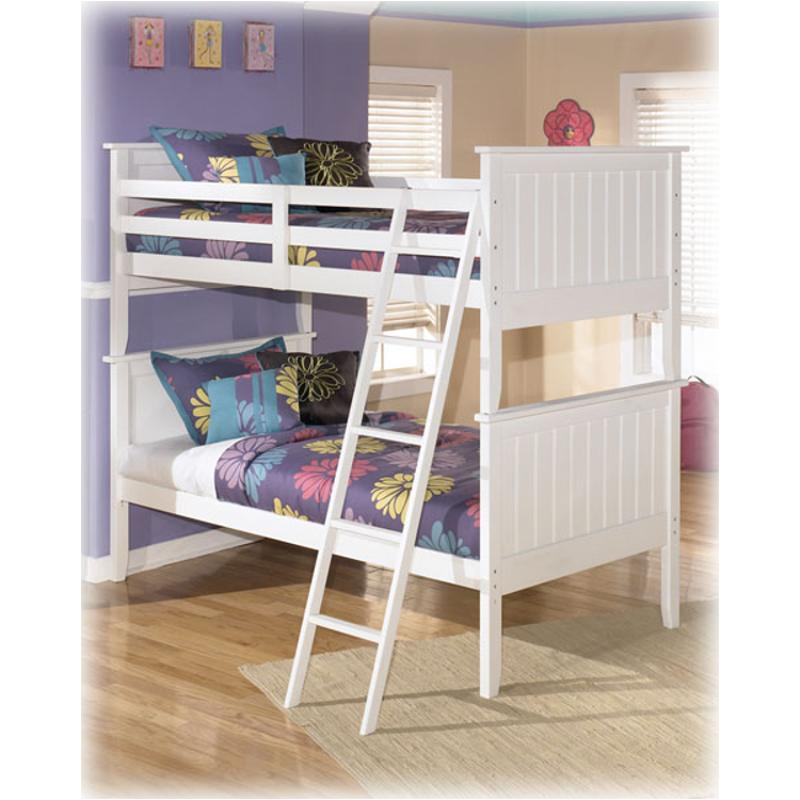 Ashley Furniture Serial Number Lookup Model Search Office: B102-59p Ashley Furniture Lulu Bedroom Twin Bunk Bed