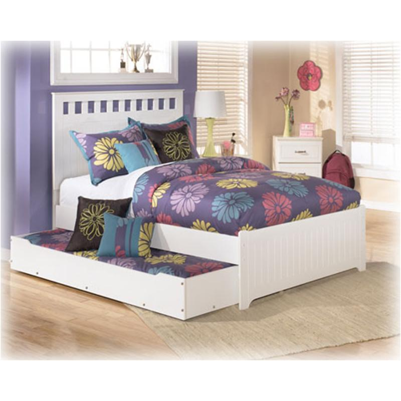 B102 60 Ashley Furniture Lulu Bedroom Trundle Under Bed Storage