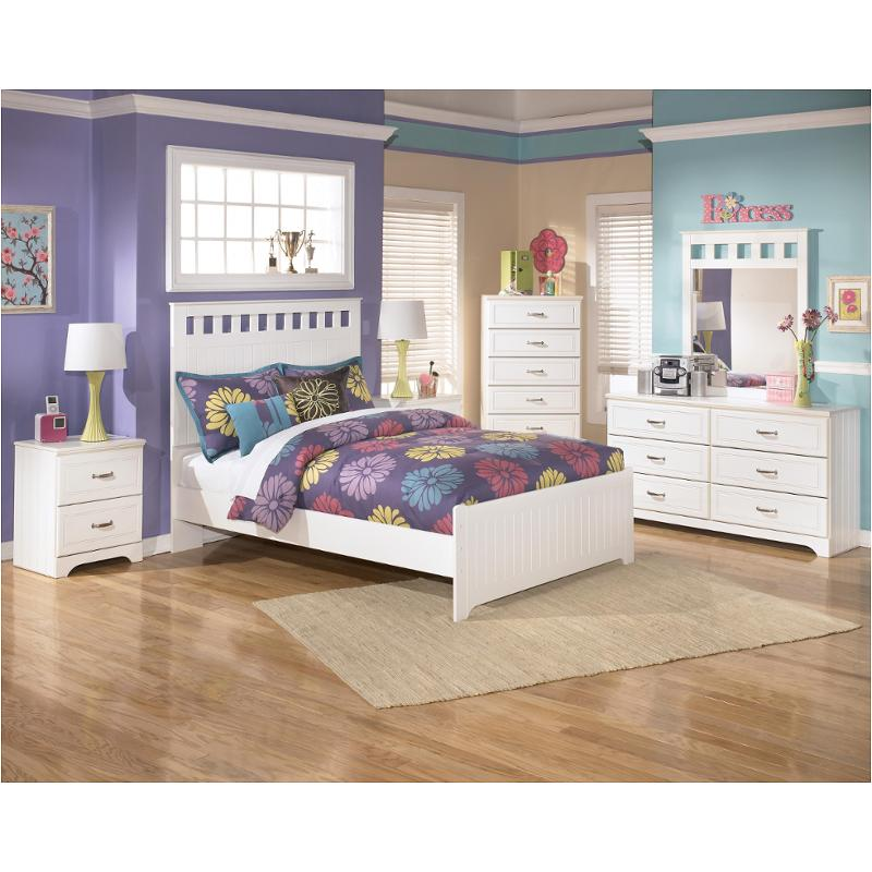 Merveilleux B102 87 Ashley Furniture Lulu Bedroom Bed