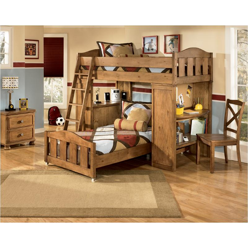 Ashley Furniture Serial Number Lookup Model Search Office: B395-57p Ashley Furniture Twin Loft Bed With Desk And Storage