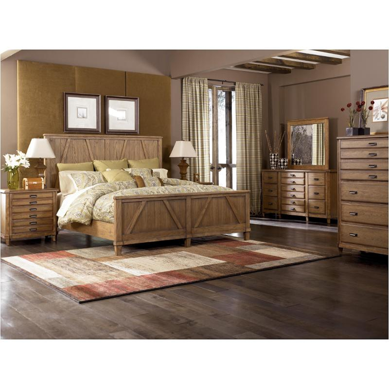 B601 57 Ashley Furniture Danbury Heights Bedroom Bed
