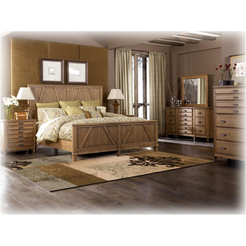 B601 93 Ashley Furniture Danbury Heights Bedroom Nightstand