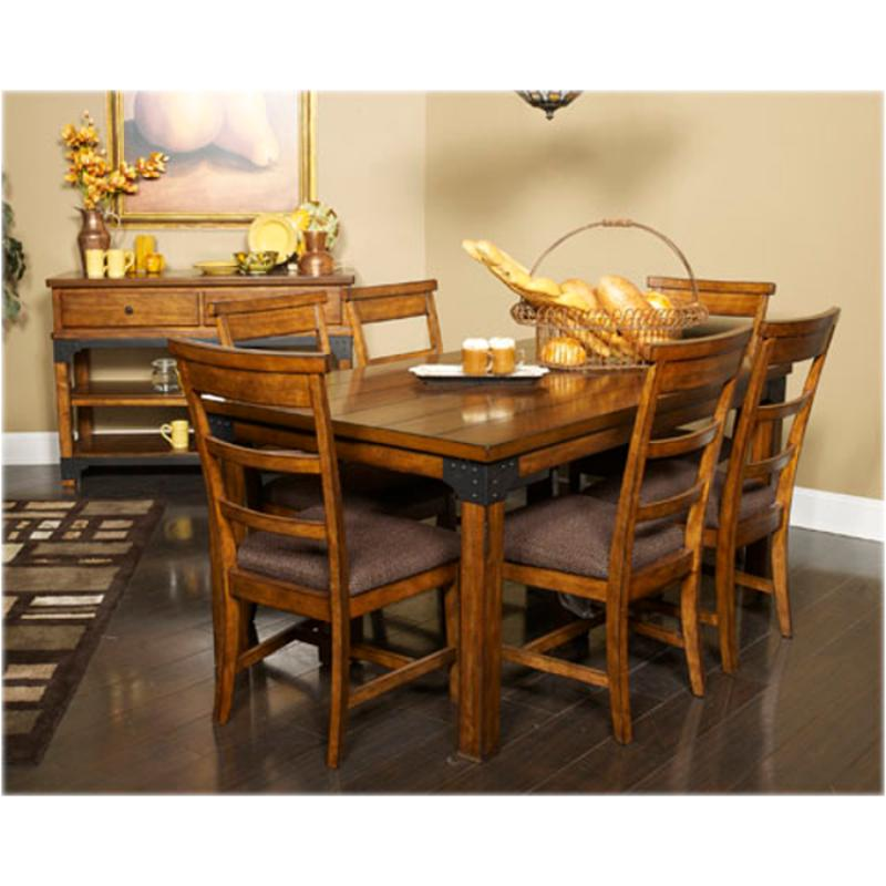 D492 25 Ashley Furniture Murphy Rectangular Dining Table