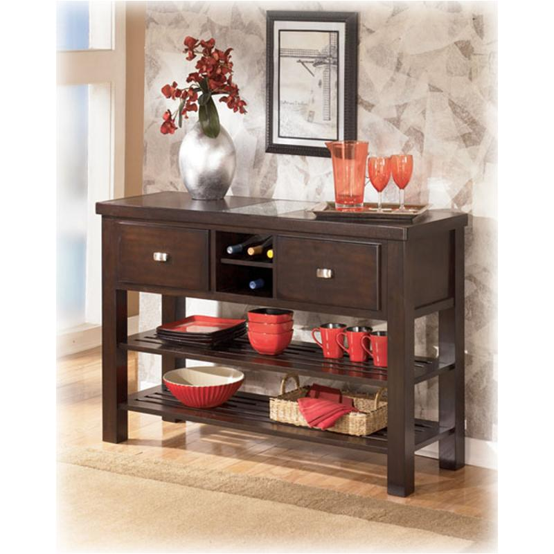 D561 60 Ashley Furniture Ocean Park Dining Room Server