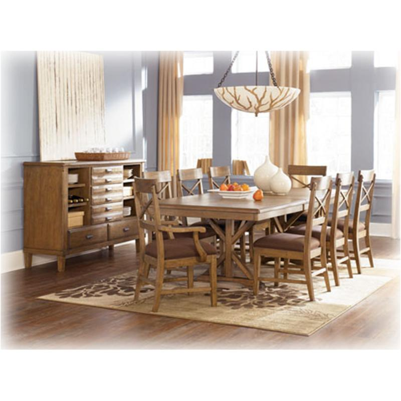 D601 45t Ashley Furniture Danbury Heights Dining Room Table