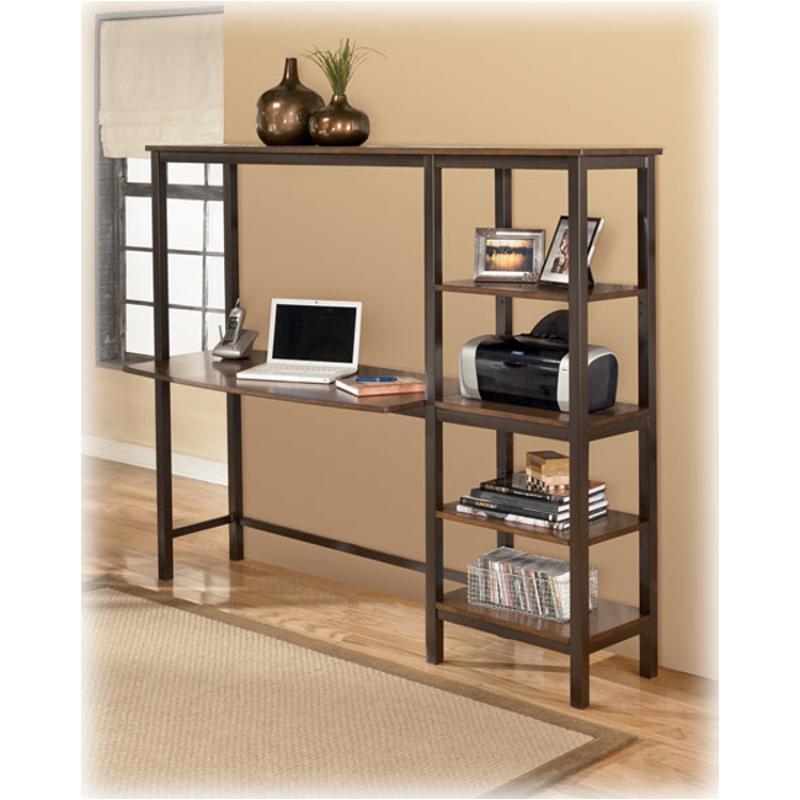 H521-28 Ashley Furniture Fletcher Home Office Etagere Desk