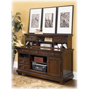 h697 48 ashley furniture porter home office desk ashley furniture home office desk