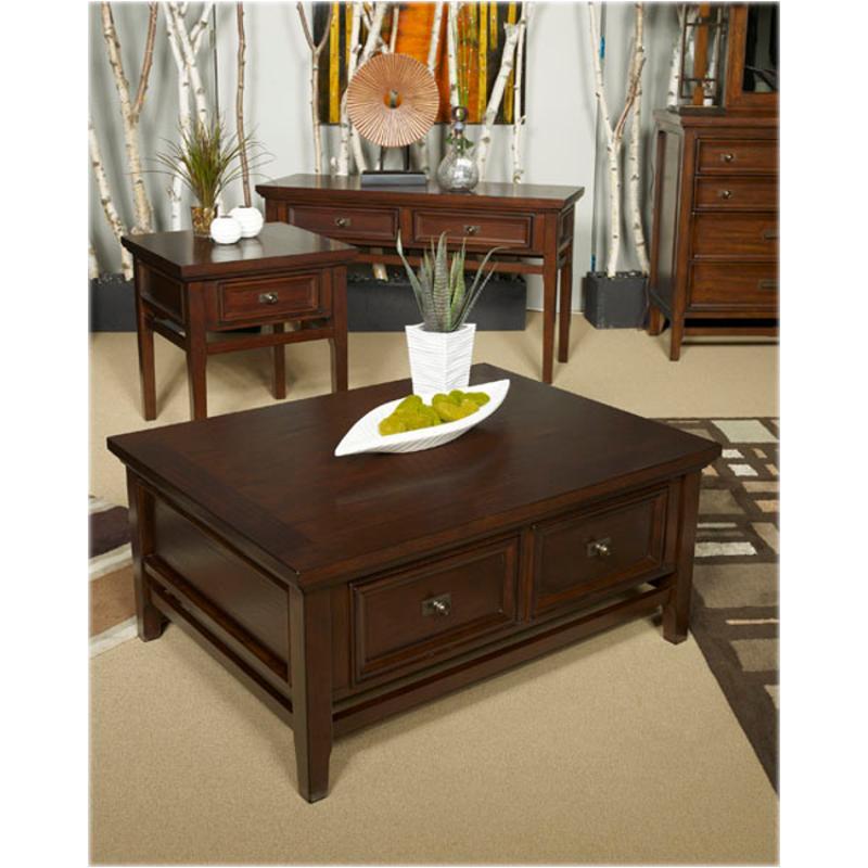 T794 20 Ashley Furniture Kenwood Loft Storage Cocktail Table