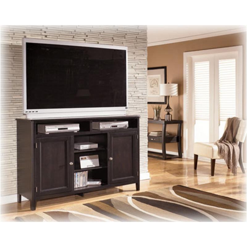 W371 48 Ashley Furniture Carlyle Tall Large Tv Stand