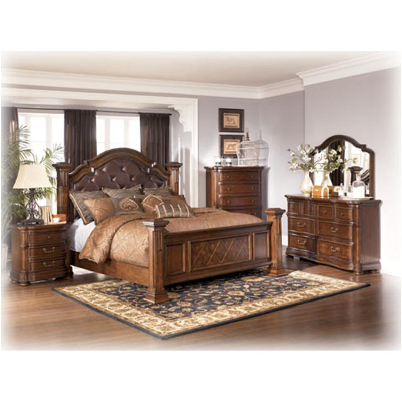 B602 93 Ashley Furniture Wisteria Bedroom Nightstand