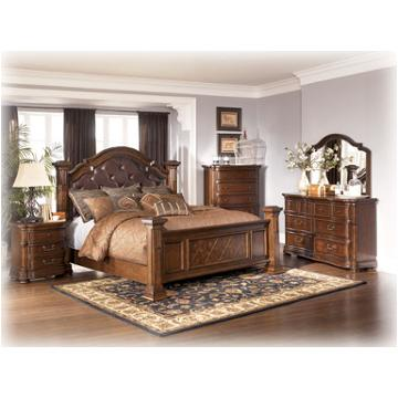 B602 93 Ashley Furniture Wisteria Bedroom Nightstand Night Stand