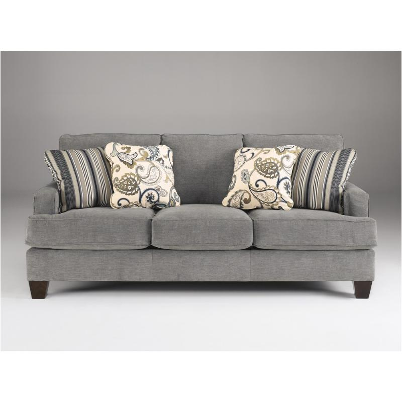 7790038 Ashley Furniture Yvette Steel Living Room Sofa
