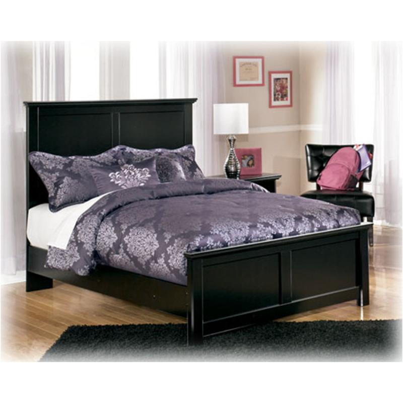 B138 86 Ashley Furniture Maribel Bedroom Bed Full Panel Rails