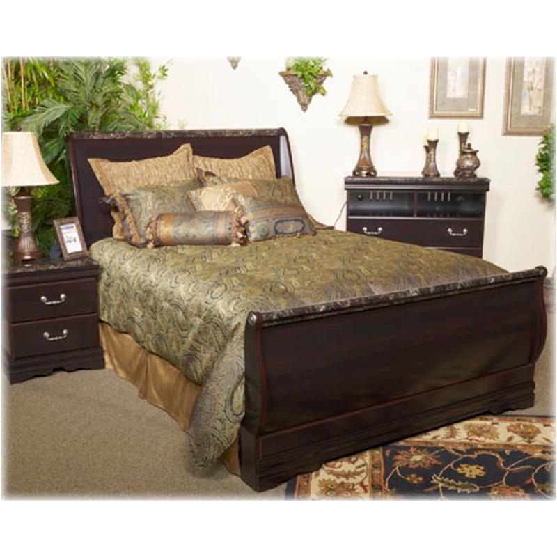 B657 77 Ashley Furniture Queen Upholstered Bed: B179-77 Ashley Furniture Esmarelda