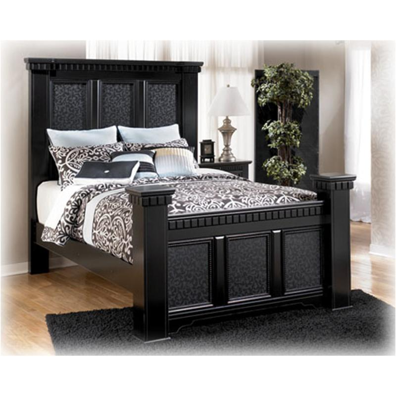 B291-164 Ashley Furniture Cavallino Queen Poster Footboard