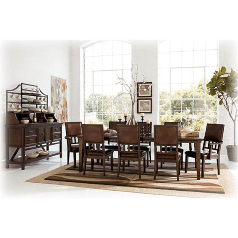 d69435 ashley furniture kenwood loft dining room dining table