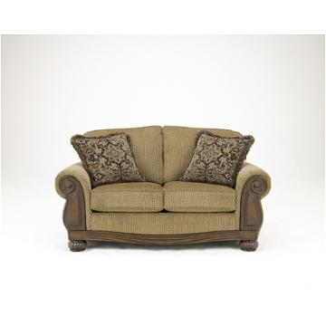 6850035 ashley furniture lynnwood amber living room loveseat for Furniture in lynnwood