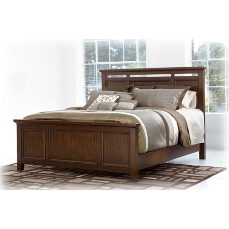 B694 57 Ashley Furniture Kenwood Loft Bedroom Queen Panel Bed