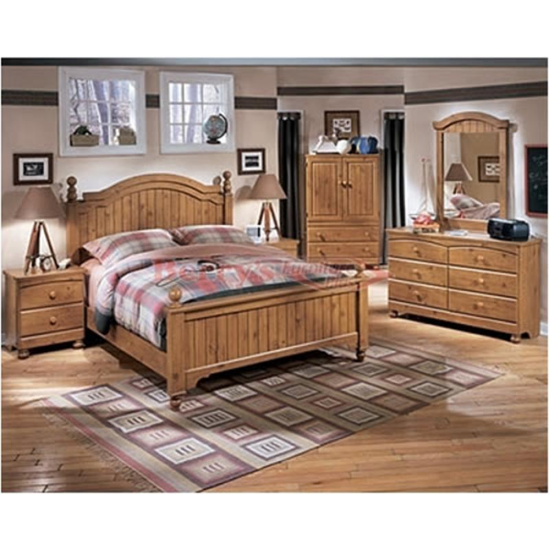 B233 67 Qn Ashley Furniture Stages Kids Room Bed
