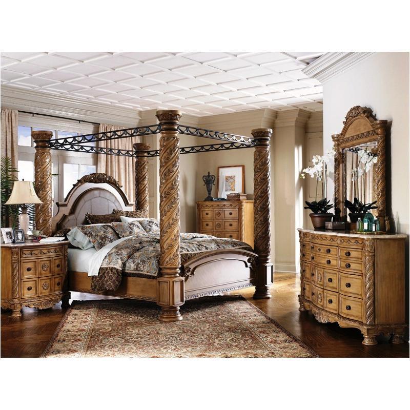 B547-172-ck Ashley Furniture South Coast Bed