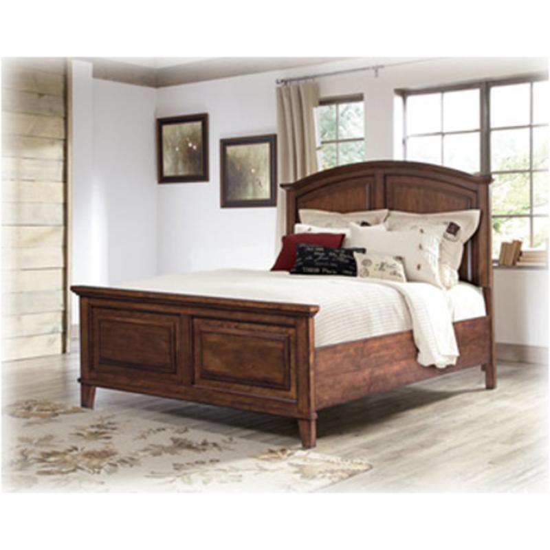 B565 54 Ashley Furniture Burkesville Queen Panel Footboard