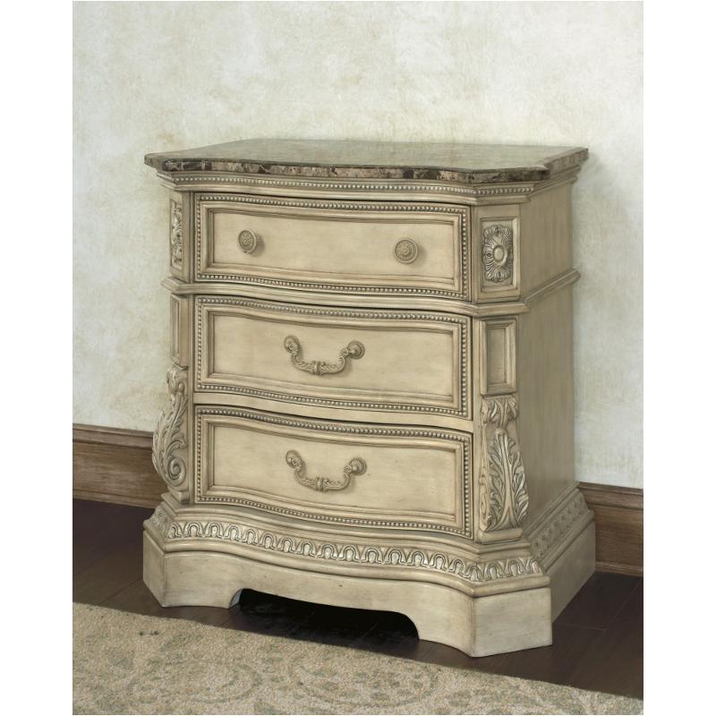 B707 93 Ashley Furniture Ortanique Three Drawer Night Stand