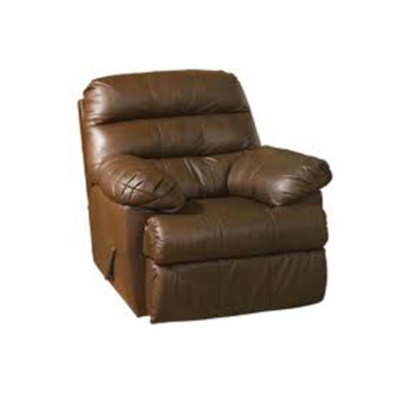 U8670025 Ashley Furniture Reno Brown Rocker Recliner Brown