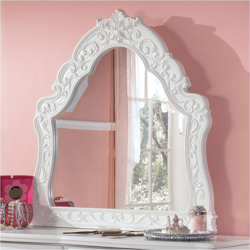 B188-37 Ashley Furniture French Style Bedroom Mirror