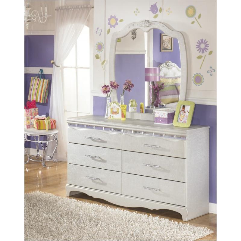 Beau B182 21 Ashley Furniture Zarollina Bedroom Bed
