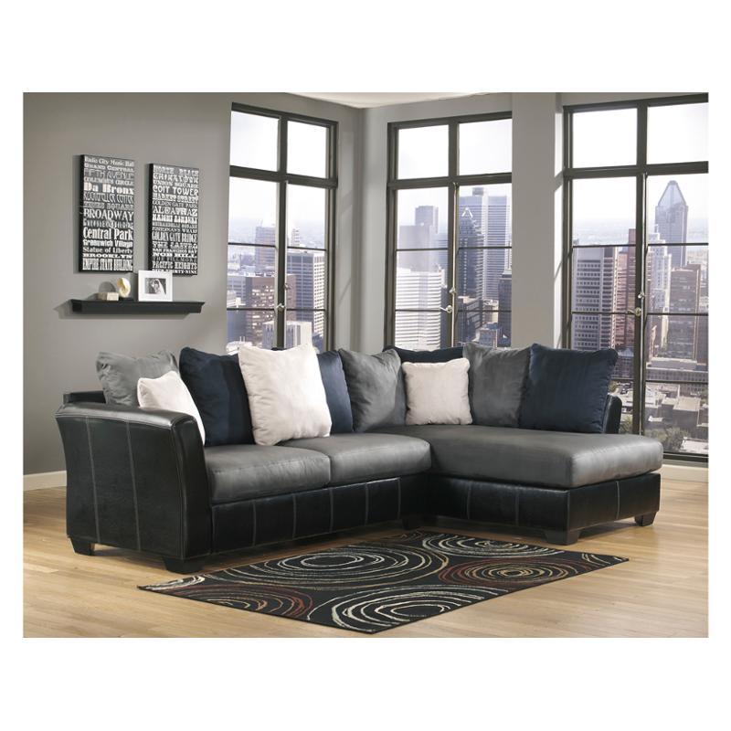 1420066 Ashley Furniture Masoli Cobblestone Laf Sofa