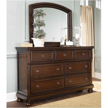 porter sleigh storage bedroom set by millennium ashley furniture rustic brown dresser queen canada