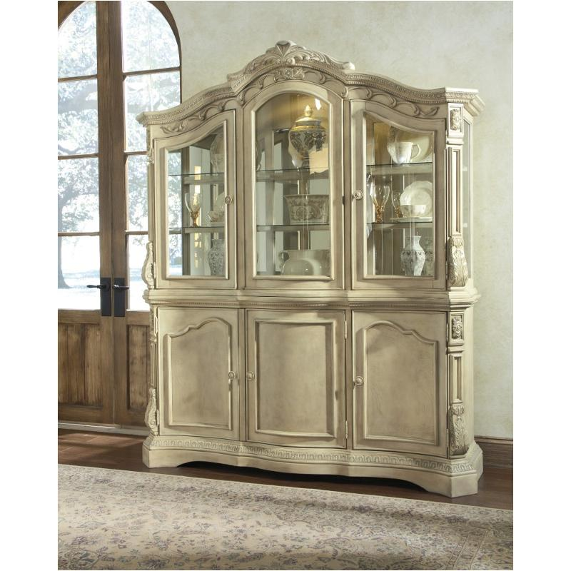 D707 80 ashley furniture ortanique dining room dining room for Ortanique furniture