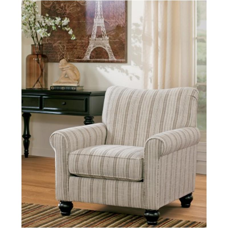1300021 Ashley Furniture Milari - Linen Accent Chair