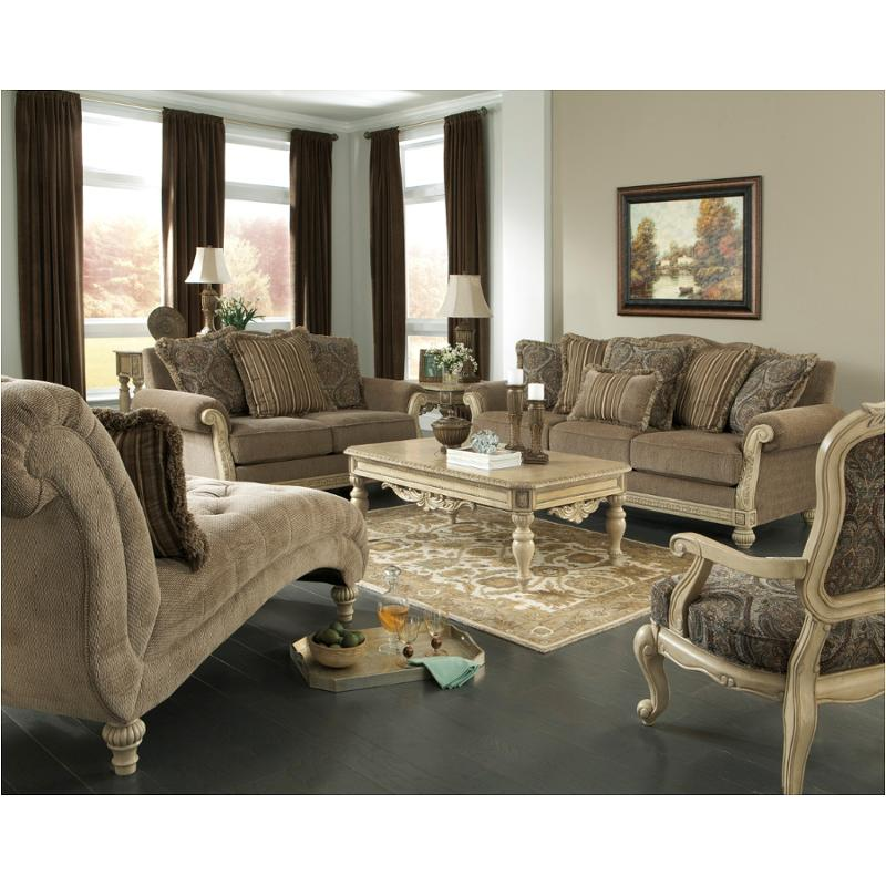 1620238 Ashley Furniture Parkington Bay Platinum Sofa