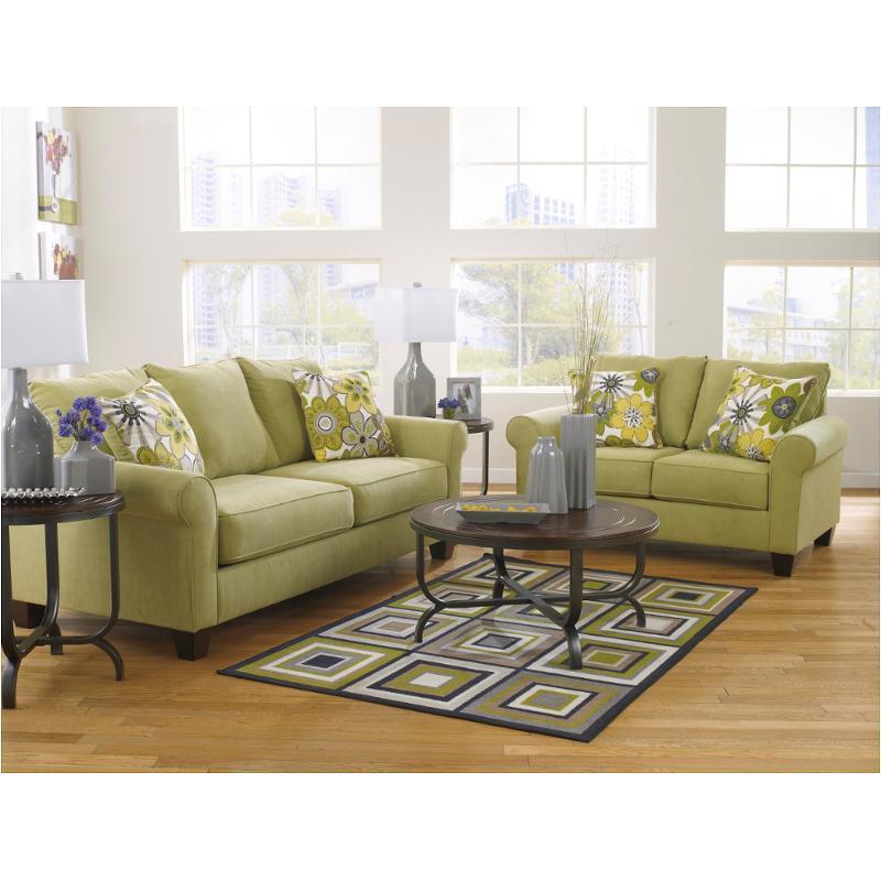 1650038 Ashley Furniture Nolana Citron Living Room Sofa 006l0ojc